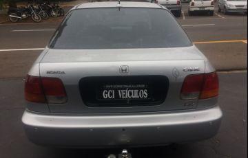 Honda Civic Sedan LX 1.6 16V (Aut) - Foto #2