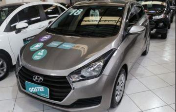 Hyundai HB20 Comfort Plus 1.0 Flex 12V Turbo - Foto #3