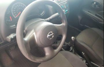 Nissan Versa 1.6 S (flex) - Foto #9