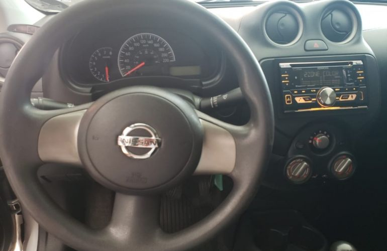 Nissan Versa 1.6 S (flex) - Foto #10