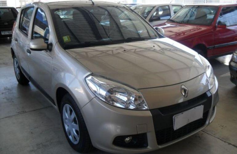 Renault Sandero Expression 1.6 16V Flex - Foto #3