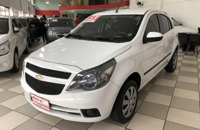 Chevrolet Agile LT 1.4 8V (Flex) - Foto #3