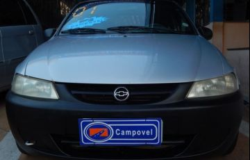 Chevrolet Celta 1.0 MPFI 8V - Foto #1