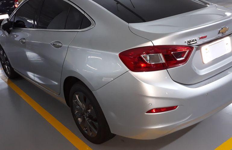 Chevrolet Cruze LTZ 1.4 16V Ecotec (Aut) (Flex) - Foto #5