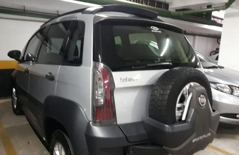 Fiat Idea Adventure 1.8 16V Dualogic (Flex)