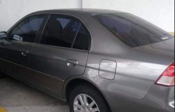 Honda Civic Sedan LX 1.7 16V - Foto #3