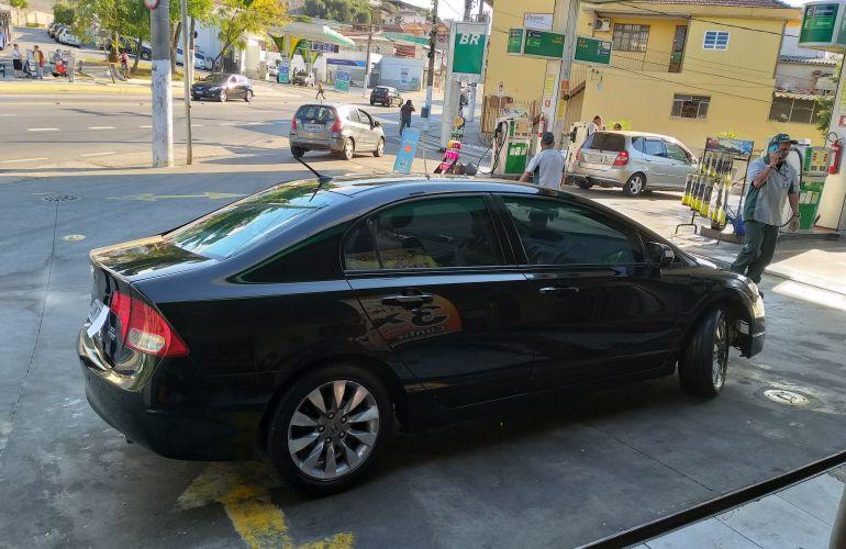Honda New Civic LXL 1.8 16V (Couro) (Aut) (Flex) - Foto #2
