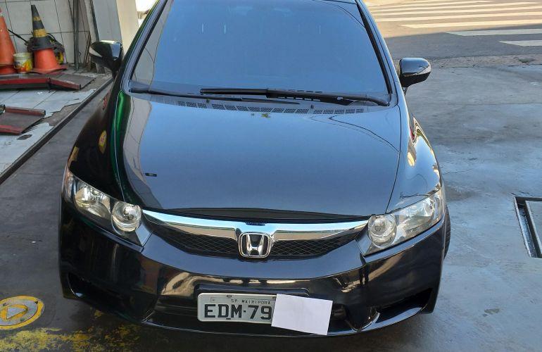 Honda New Civic LXL 1.8 16V (Couro) (Aut) (Flex) - Foto #4
