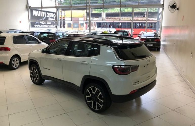 Jeep Compass Limited  AT9 4X4 2.0 16V - Foto #2