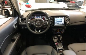 Jeep Compass Limited  AT9 4X4 2.0 16V - Foto #3