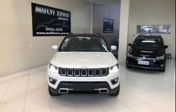 Jeep Compass Limited  AT9 4X4 2.0 16V - Foto #9