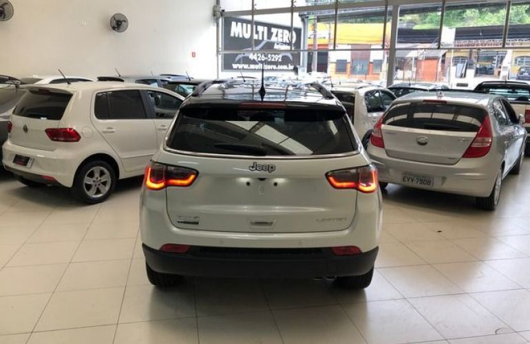 Jeep Compass Limited  AT9 4X4 2.0 16V - Foto #10