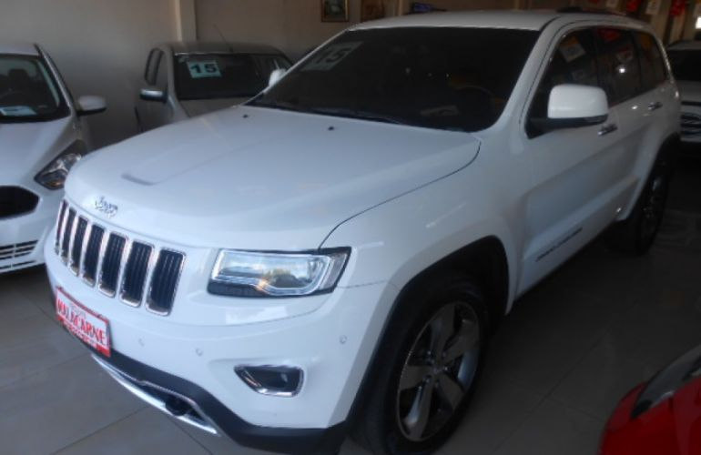 Jeep Grand Cherokee 3.0 CRD V6 Limited 4WD - Foto #1