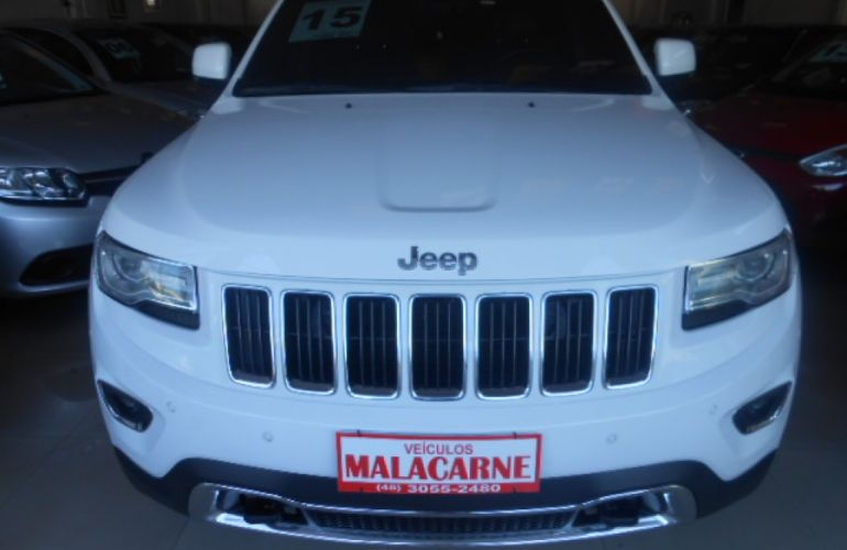 Jeep Grand Cherokee 3.0 CRD V6 Limited 4WD - Foto #2