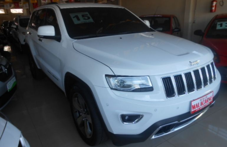 Jeep Grand Cherokee 3.0 CRD V6 Limited 4WD - Foto #3