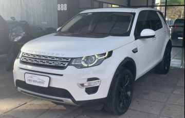 Land Rover Discovery Sport SI4 TURBO HSE LUXURY 2.0 16V  Flex - Foto #4