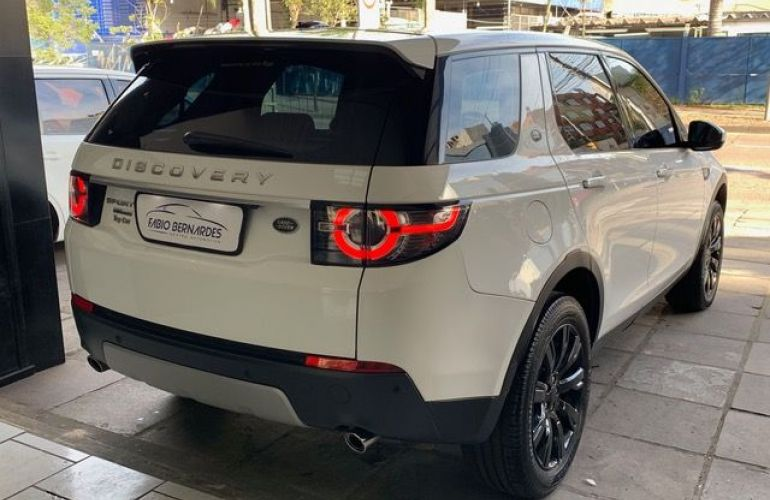 Land Rover Discovery Sport SI4 TURBO HSE LUXURY 2.0 16V  Flex - Foto #6