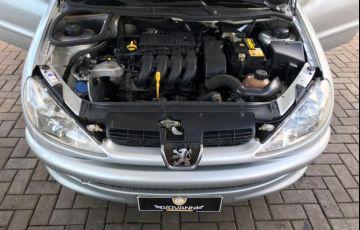Peugeot 206 Hatch. 1.4 8V (flex) - Foto #8