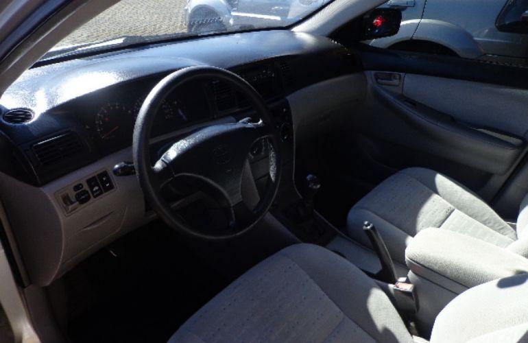 Toyota Corolla Sedan XLi 1.6 16V - Foto #7