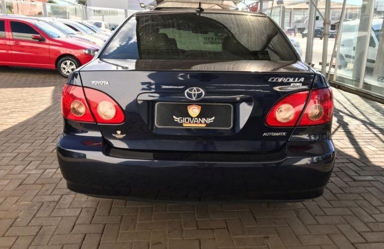 Toyota Corolla Sedan XLi 1.6 16V (aut) - Foto #8