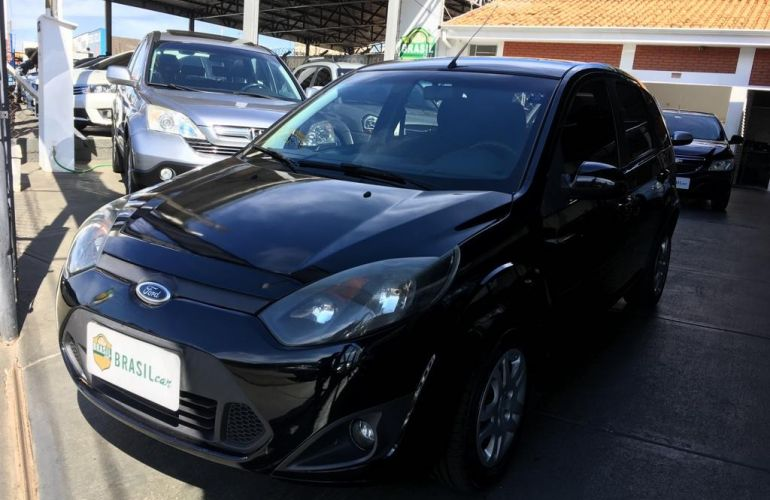Ford Fiesta Hatch  SE Plus 1.6 RoCam (Flex) - Foto #2