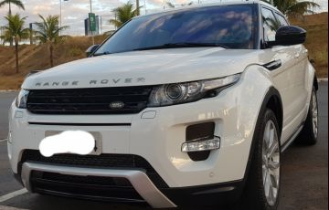 Land Rover Range Rover Evoque 2.0 Si4 Dynamic Tech Pack