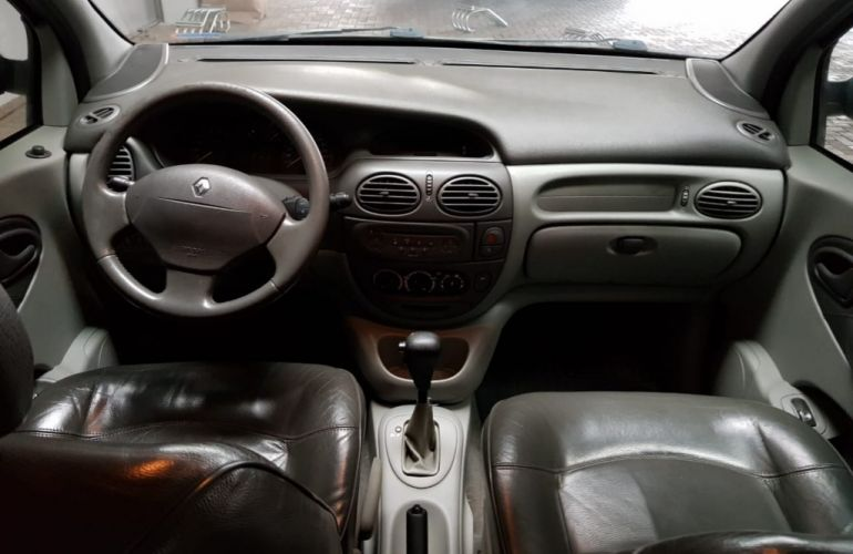 Renault Scénic RXE 2.0 16V (aut) - Foto #3
