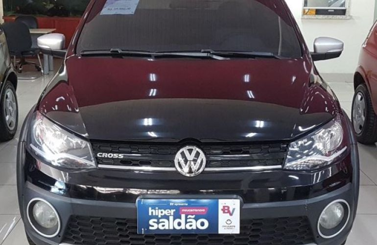 Volkswagen Saveiro Cross CE 1.6 MSI Total Flex - Foto #1