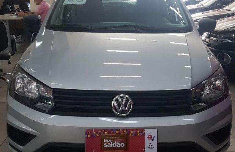 Volkswagen Voyage 1.6 Mi 8V Total Flex - Foto #1