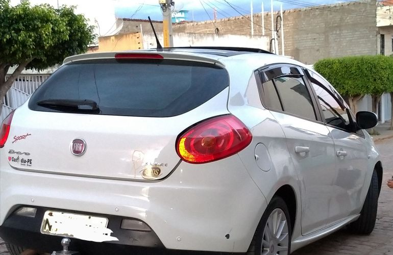 Fiat Bravo Essence 1.8 16V (Flex) - Foto #1