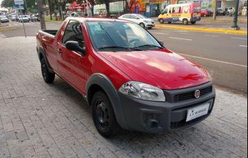 Fiat Strada 1.4 CS Hard Working - Foto #1