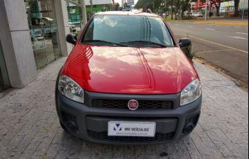 Fiat Strada 1.4 CS Hard Working - Foto #2