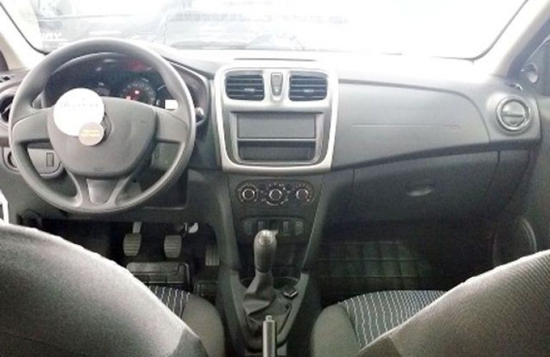 Renault Sandero 1.0 12v Sce Authentique - Foto #6