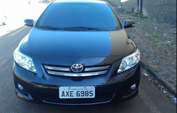 Toyota Corolla Sedan XEi 1.8 16V (flex) (aut) - Foto #6
