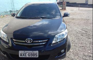 Toyota Corolla Sedan XEi 1.8 16V (flex) (aut) - Foto #9