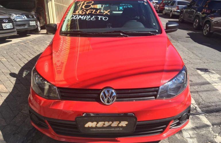 Volkswagen Gol 1.6 Msi Total Trendline - Foto #2