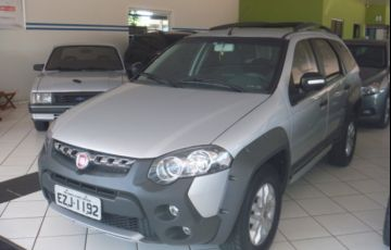 Fiat Palio Weekend Adventure Locker 1.8 16V (flex) - Foto #1