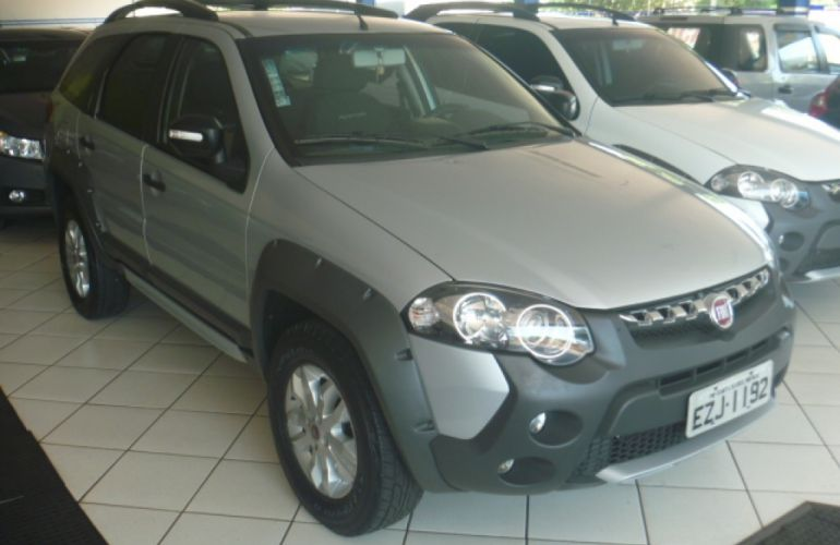 Fiat Palio Weekend Adventure Locker 1.8 16V (flex) - Foto #2