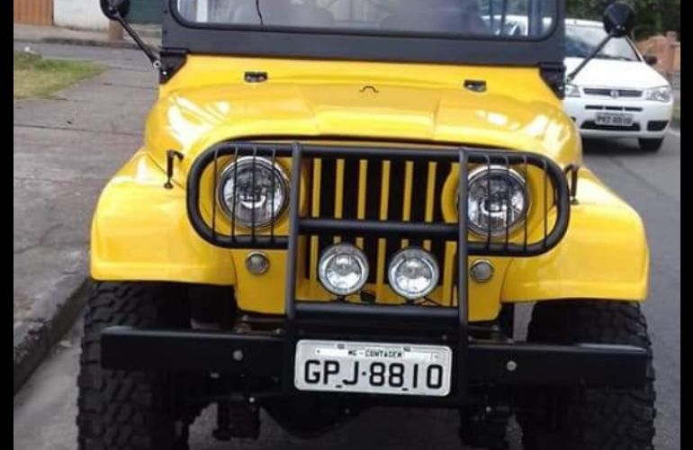 Ford Jeep Willys - Foto #5