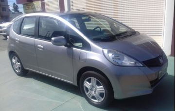 Honda Fit DX 1.4 (Flex) - Foto #3