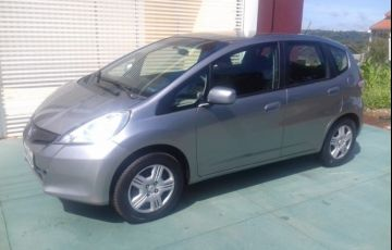 Honda Fit DX 1.4 (Flex) - Foto #5