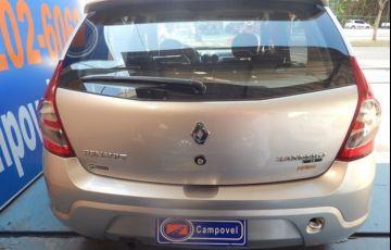 Renault Sandero Expression 1.6 16V Flex - Foto #5