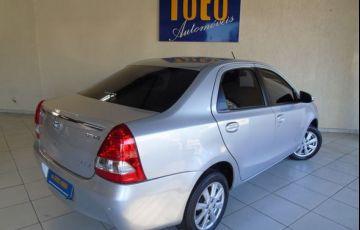Toyota Etios Sedan XLS-AT 1.5 16V Flex - Foto #4