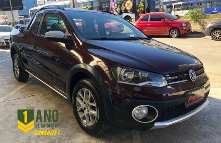 Volkswagen Saveiro Cross CE 1.6 16V Total Flex - Foto #2
