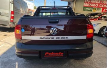 Volkswagen Saveiro Cross CE 1.6 16V Total Flex - Foto #10