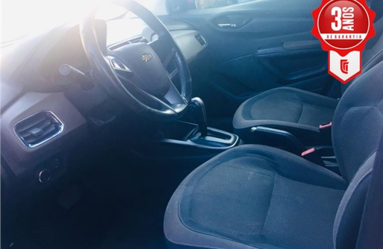 Chevrolet Prisma 1.4 MPFi LT 8V Flex 4p Automático - Foto #2