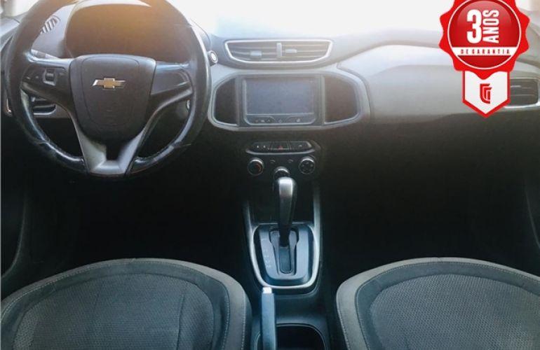Chevrolet Prisma 1.4 MPFi LT 8V Flex 4p Automático - Foto #4