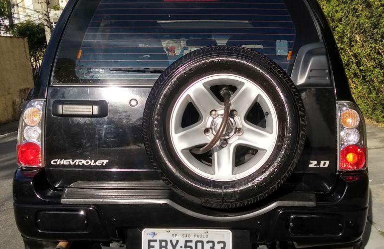 Chevrolet Tracker 4x4 2.0 16V - Foto #4