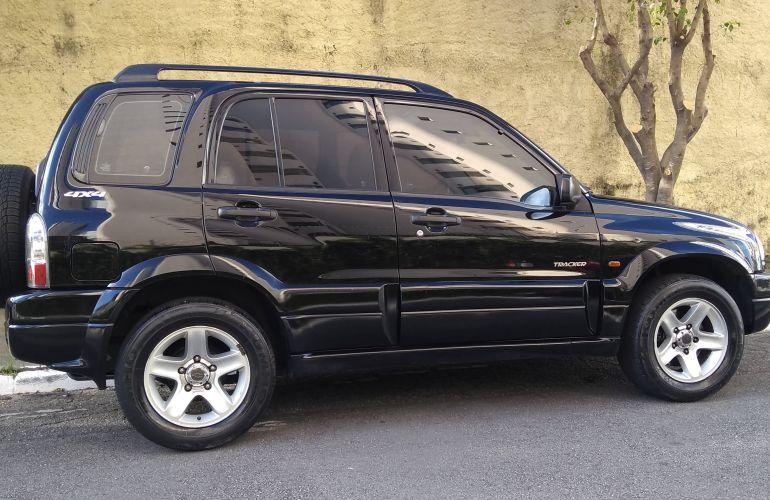 Chevrolet Tracker 4x4 2.0 16V - Foto #8