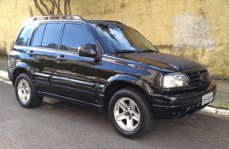 Chevrolet Tracker 4x4 2.0 16V - Foto #10